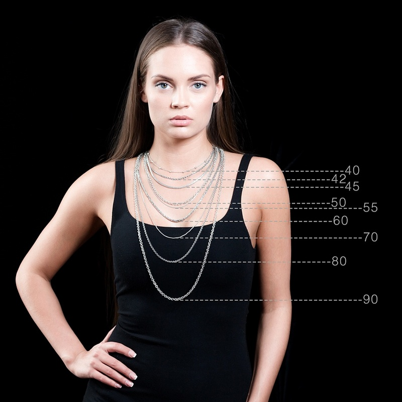 length of necklace